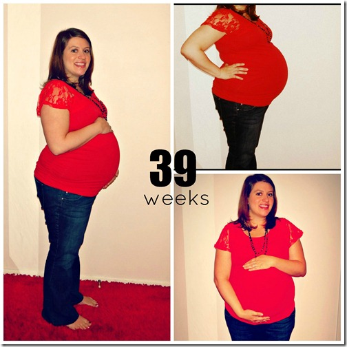 39 week collage 1
